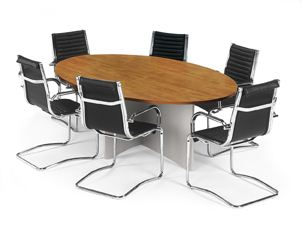 Merlin Oval Boardroom Table