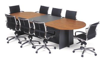 Merlin T-Base Boardroom Table
