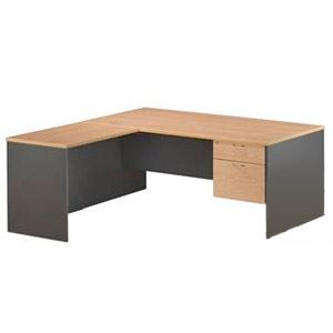 OE Desk + Return
