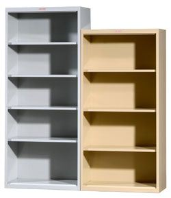 Open Bay Storage