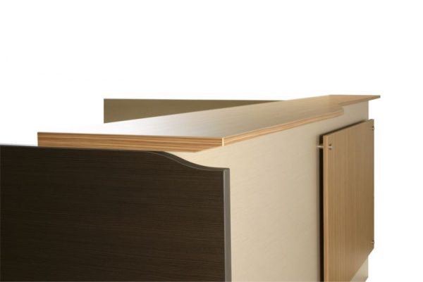 Vantage Classic Reception Desk