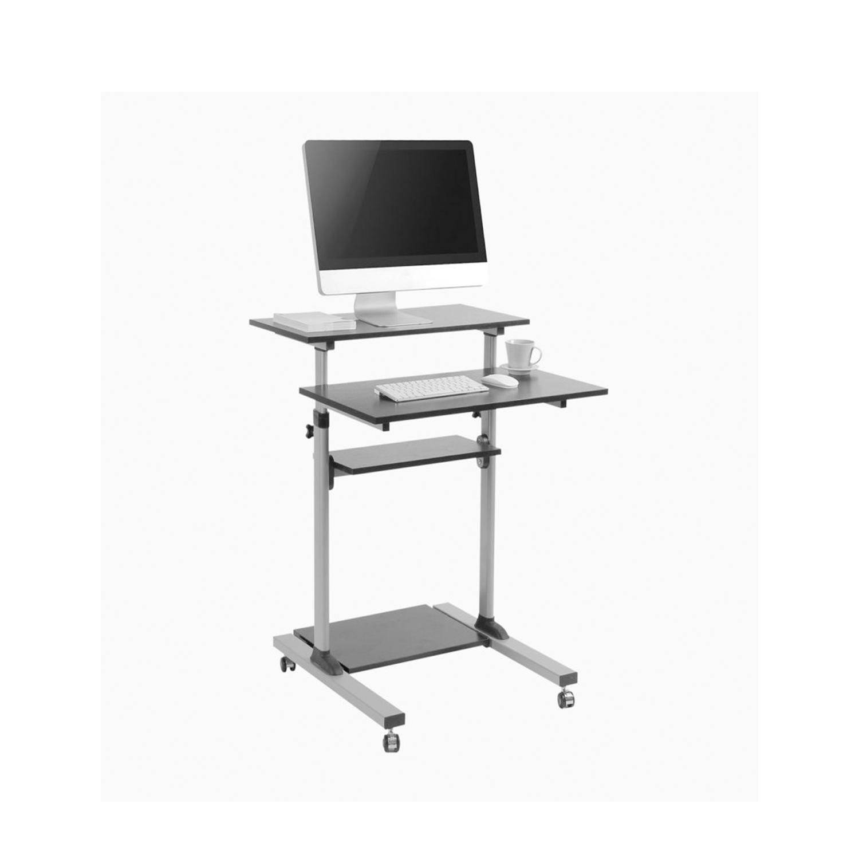 Ergovida Standing Adjustable Cart